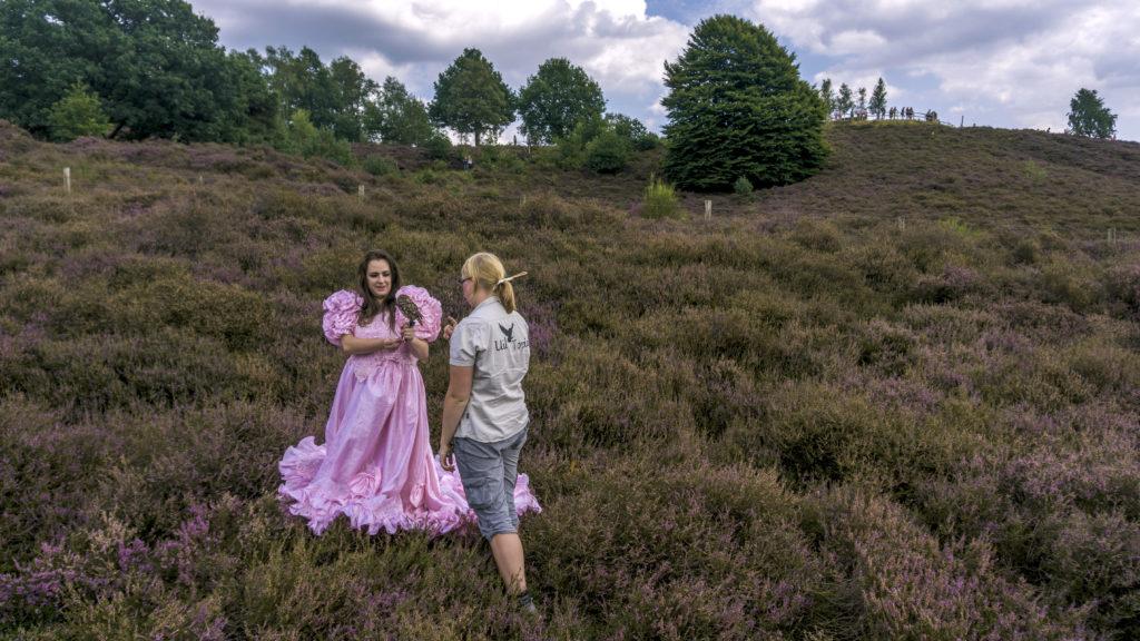 Original Cin Fotoshoot Fantasy Behind the Scenes